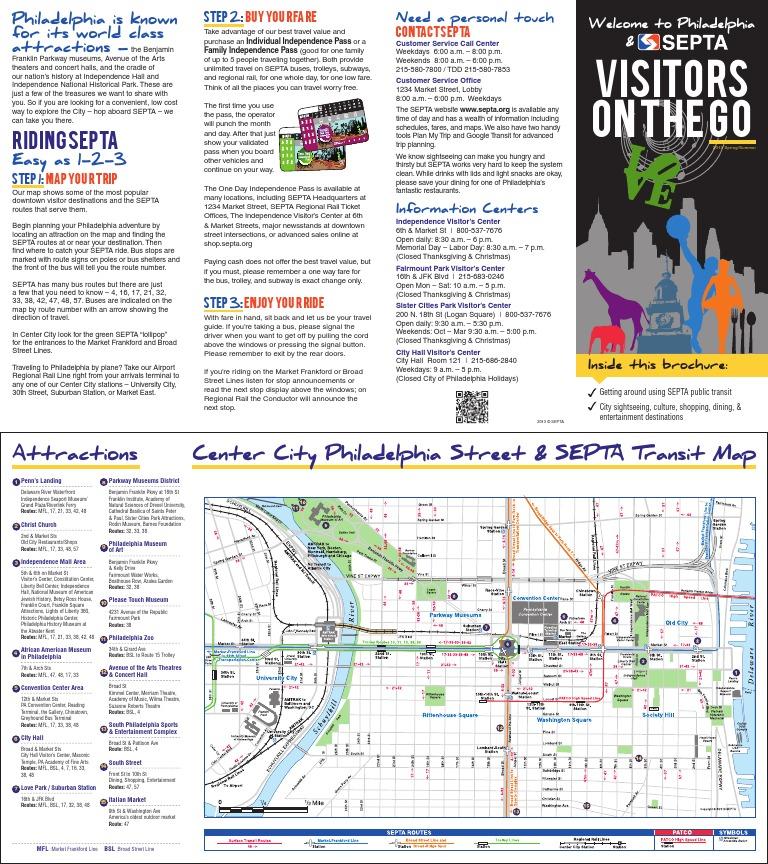 Phily Info.pdf   Septa   Philadelphia on septa regional rail, septa r5, septa downtown map, kenosha transit bus route map, septa system map, septa route 10, septa commuter rail map, get bus route map, septa train station map, septa trip planner, septa philadelphia subway map, septa buses, septa transportation routes, denver rtd bus route map, muni bus route map, septa light rail map, septa r3 schedule, septa transit map, septa route 23, king county metro bus route map,