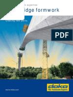 Doka -Bridge Formwork