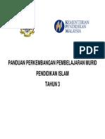 Pppm Pendidikan Islam Tahun3