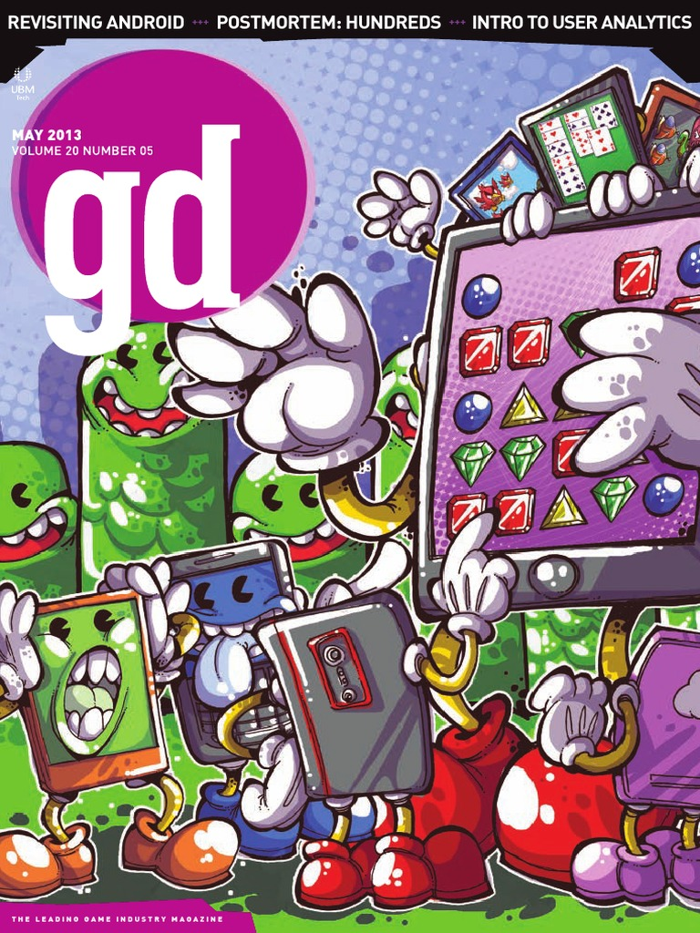GDM_May_2013 | Android (Operating System) | Tablet Computer