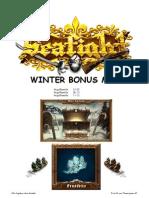 Seafight Bonusmap Winterfest