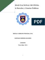 Modulo Procesal Civil- Patpro