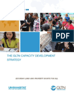 GLTN Capacity Development Strategy