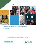 GLTN Capacity Development Strategy