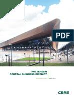 CBRE Rotterdam CBD (Maart 2014)