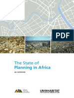 The State of Planning in Africa