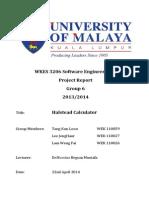 Halstead Calculator Doc Final