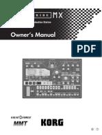 EMX1 Manual