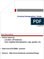 14567910 Facebook Demographics 2009[1]