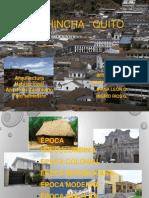 Arquitectura Vernacula de Quito