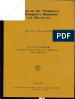 Course on the Mechanics of Composite Material and Structures VOL.ii LOAD INTRODUCTION and JOINTS