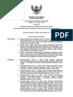 Permendagri tentang Pedoman Pemberian Hibah Dan Bansos Dari APBD
