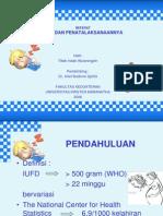 Penatala IUFD