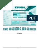 Extrem Timesheet User Manual