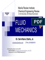 Fluid Mechanics Lecture Notes 2012