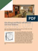 Save Energy and Money with Efficient LED Valot Keittiöön