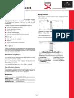 Fosroc Fibreboard 0606