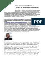 Fatturazione elettronica healthcare nel mondo della sanità italiana