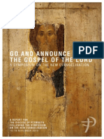 New Evangelisation Report for the Diocese of Plymouth