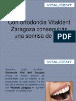 Luce Una Sonrisa Con Ortodoncia Vitaldent Zaragoza