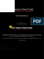 Hacking Hit Song Structure eBook
