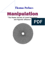 Manipulation-Master Secrets of Covert Influence