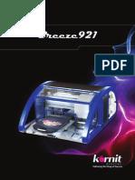 Kornit Breeze 921 Brochure