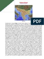Originea Gherga–Romanii Din Balcani