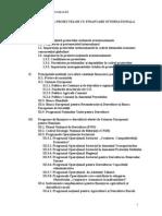 Managementul Proiectelor Cu Finantare Internationala