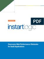 Overcome limitations of SaaS applications using Instart Logic