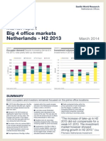 Savills Big 4 office Markets (Mrt 2014)