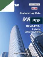 Daikin_RXYQ-PBTJ VRVIII 208-230 Heat Pump.pdf