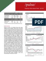 JLL Rotterdam office market profile (2013 Q4)