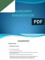 AUXILIARES DIAGNÓSTICOS