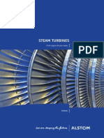 Alstom - Steam Turbines