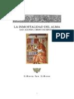 Agustin de Hipona - Inmortalidad del alma.pdf