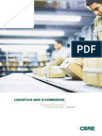 CBRE (Jun 2013) Impact e-commerce on logistics RE
