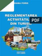 Reglementarea Activitatilor Din Turism