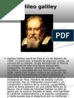 Galileo galiley