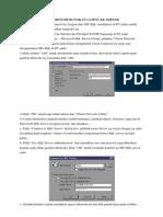 caramenghubungkanclientkeserver-131103071943-phpapp02