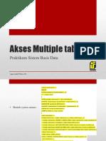 aksesmultipletablepart1-131202191817-phpapp01