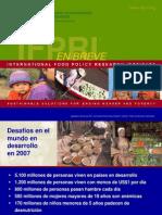 Dia 1 Presentacion 3 -IfPRI Ataglance_Spanish