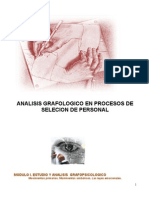 1. Curso Analisis Grafologico en Procesos de Selecion de Personal