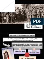 unit 7 spanish civil war