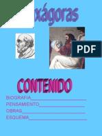 ANAXÁGORAS FILO