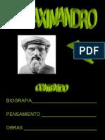 ANAXIMANDRO FILO
