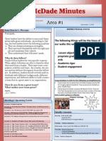 newsletter 13