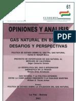 61 Gas Natural en Bolivia Desafios y Perspectivas
