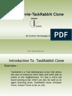 Taskgenie–Taskrabbit Clone