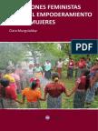 REFLEXIONES FEMINISTAS SOBRE EL EMPODERAMIENTO DE LAS MUJERES